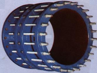 VSSJAFC可拆式限位伸缩接头钢制