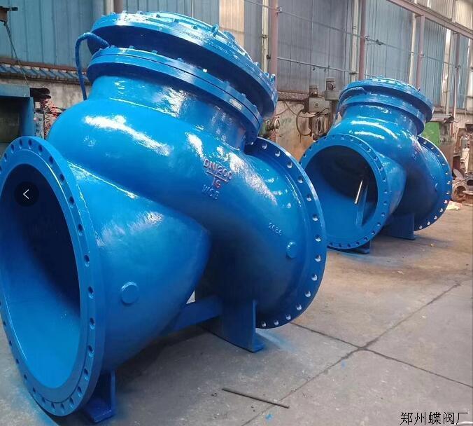 多功能水泵控制阀的作用JD745X-16 DN1200